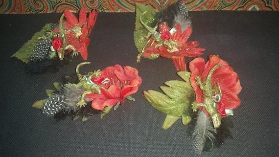 Reptile Ornaments