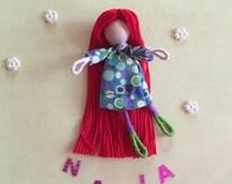 Alphabet Dolls - N Nadia