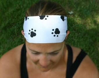 Yoga Headband, Fitness Headband, Workout Headband, Stretch Headband, Running Headband, Headband