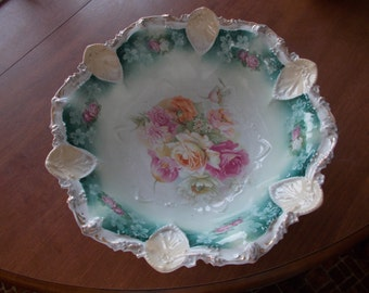 Antique Large Bowl