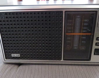 Vintage Am/FM Radio General Electric Perfect Working Condition