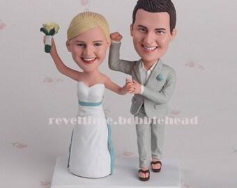 Wedding topper  Cake toppers  Custom cake topper  Wedding cake topper