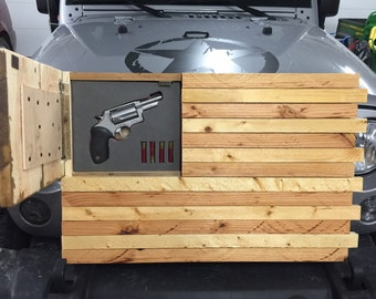 God Family County Concealment Pallet By Protectyourshelves