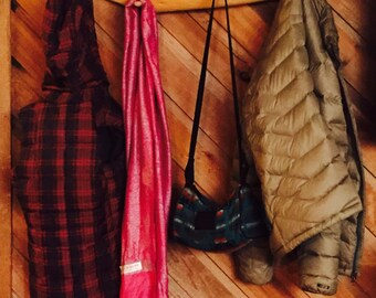 Juniper custom coat rack
