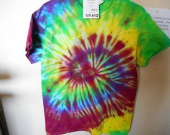 10% cotton Tie Dye T shirt MMMD15 size medium