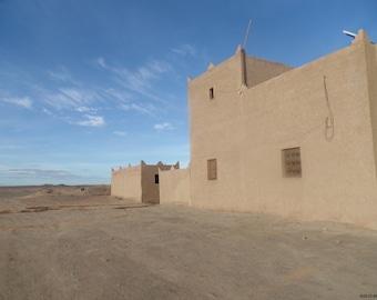 "013 - Photography: Erfoud, Morocco  - 20"" x 30"" (508 x 762mm)"