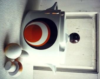Tureen porcelain - winterling bavaria germany 70s - Tureen vintage design - retro kitchen