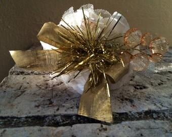 Simply adorable Christmas headband