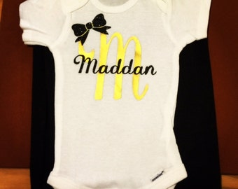 Name Onesie - Personalized