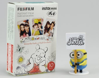 Fujifilm Instax Mini Film Winnie the Pooh - For Instax Mini 7, 8, 8+, 25, 50, 70, 90, SP-1 and Polaroid PIC 300