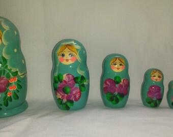 Russian Nesting Doll, Matryoshka