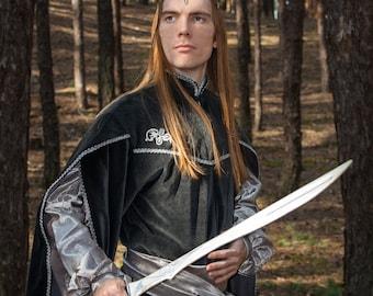 """Handmade Elven men's costume """"Elrond"""""""
