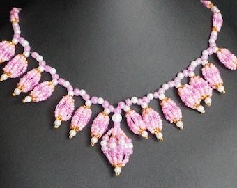 Devi Bead Necklace #015