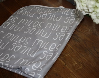 Oh So Soft Baby Blanket | Personalized Baby Blanket
