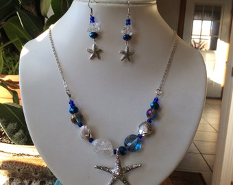 Sea set necklace