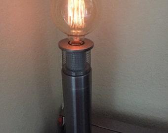Industrial art lamp