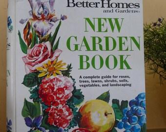 Vintage Garden Book
