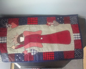 Small Statue of Liberty quilt