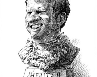 Heritaj Tribute Print