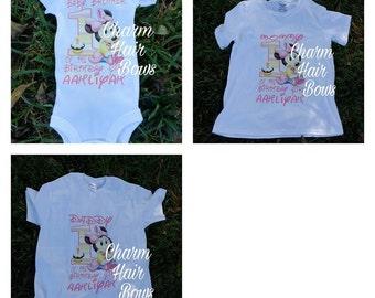 minnie mouse birthday shirt/ family birthday shirt minnie mouse