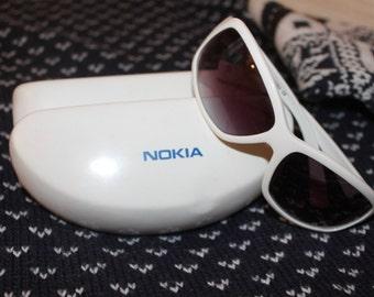 """Nokia""""- sunglass. Etui Original, so good as new!"""
