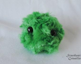 Small Marimo Moss Ball Plushie Stress Ball
