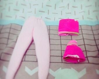 Pretty In Pink Barbie Pajama Set