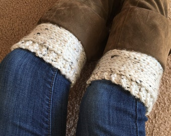 Boot Cuffs, Knit Boot Cuffs, Boot Accessories, Knitted Boot Cuffs, Boot Cuff Women, Womens Boot Cuffs, Boot Socks, Boot Toppers, Warmers