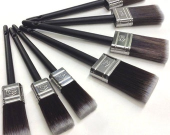 Superior Flat Chalk Paint Brush