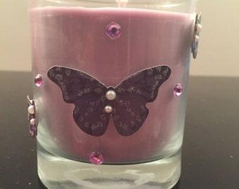 Medium Eco Soy Jellybean Candle