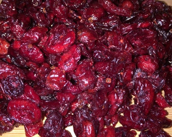 Washington, USA Premium Dried Whole Cranberries and Free Shipping!!