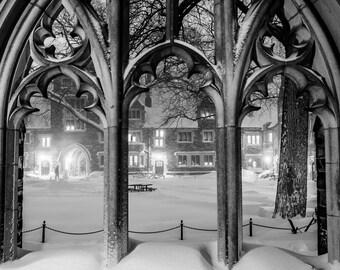 Black & White Princeton 3