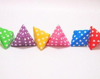 Origami Paper Mudular, 30 Origami Mudular Ornaments, Origami Paper Kusudama