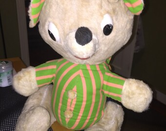 Vintage stuffed animal