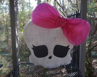 Monster High Pinata, Monster High Skullette Pinata, Monster High Piñata