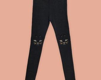 Heatstuds Cat Leggings