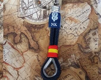 Keychain nautical - Nautical keychain