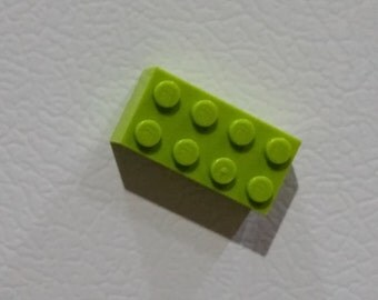 STRONG 2x4 Lego Refridgerator Magnet