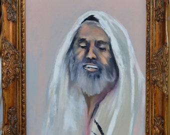 JEWISH RABBI - JERUSALEM