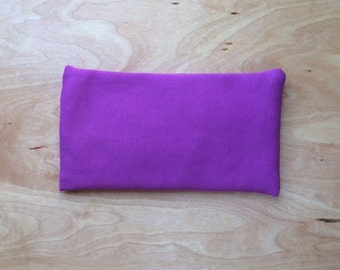 Organic Cotton Lavender Eye Pillow