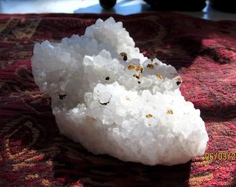 Druzy Quartz Crystal