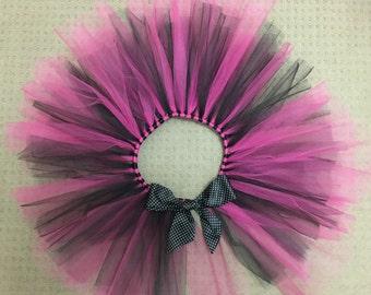 Pink and black Ballarina tutu