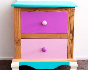 Butterfly Girl - Bedside Table
