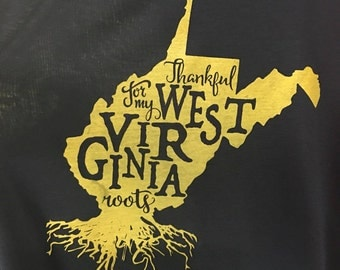 WV Roots West Virginia Roots Shirt