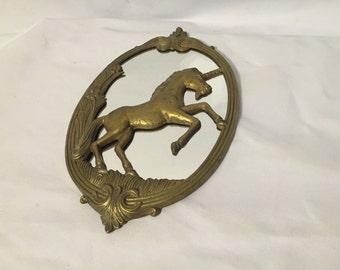 Unicorn mirror