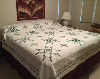 King size quilt on sale