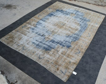 11,2 x7,7,OUSHAK AREA RUGS,turkish rugs,crazy rugs, No:924