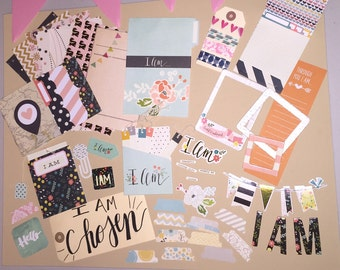 Paper/Embellishment Kits