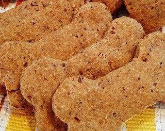 Grain Free Peanut Butter & Bacon Treats
