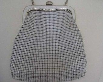 1950/60s Glomesh evening bag